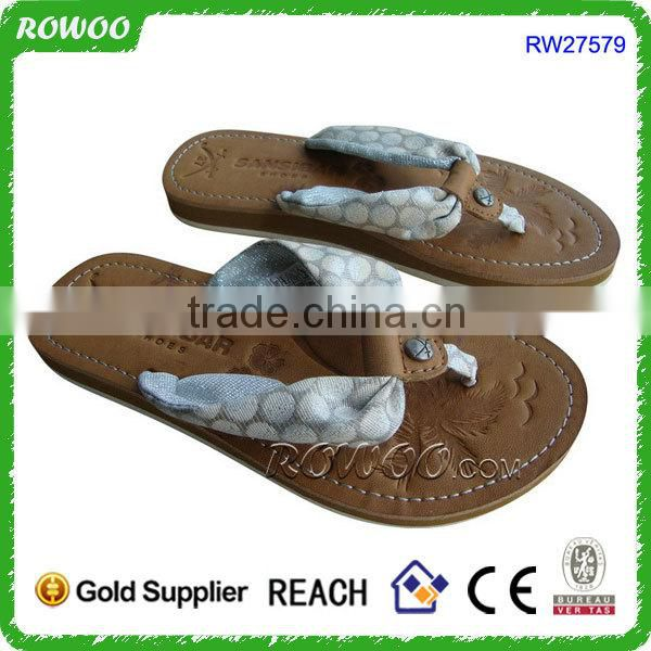 craft beach gift promotional slipper flip flop with board