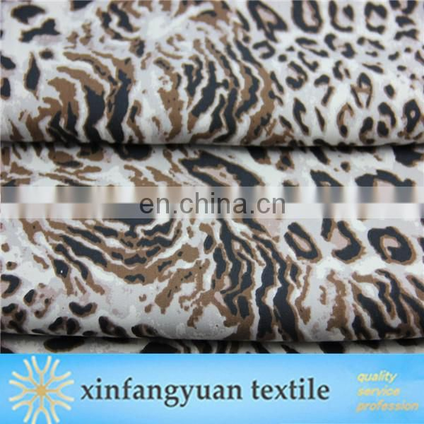 XFY stretch tencel cotton fabric print