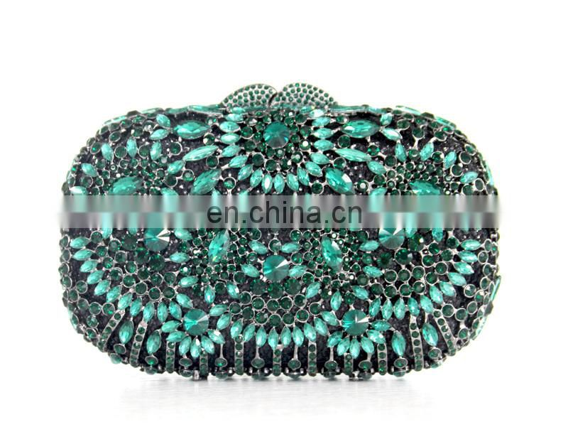 Crystal clutch bag weeding purse Evening bag