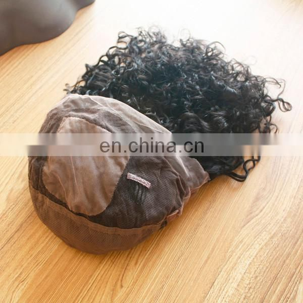 Stock 4x4 silk base glueless silk top full lace wig with baby hair