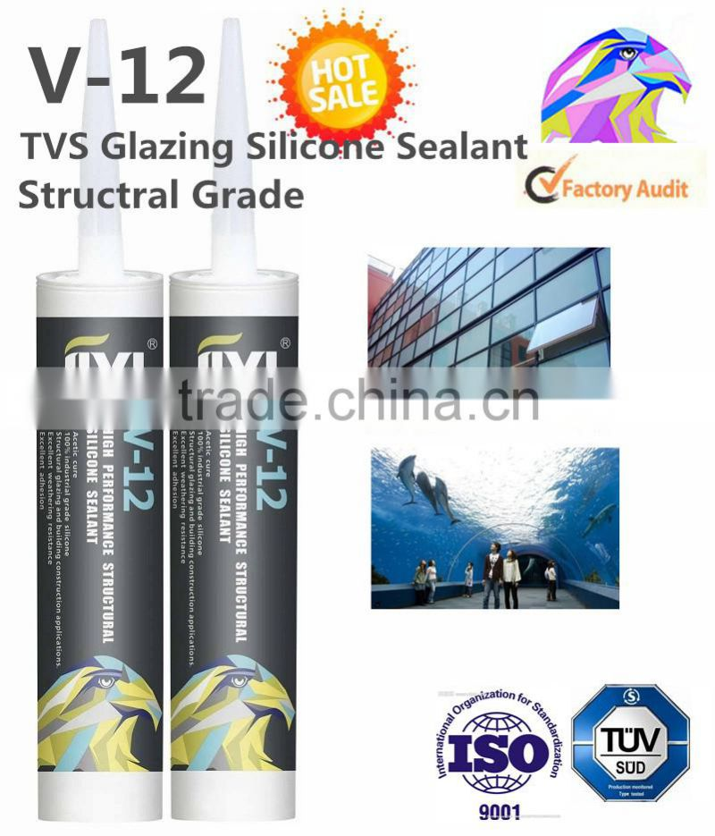 one component aquarium struction silicone sealant adhesives sealantst with water resistance