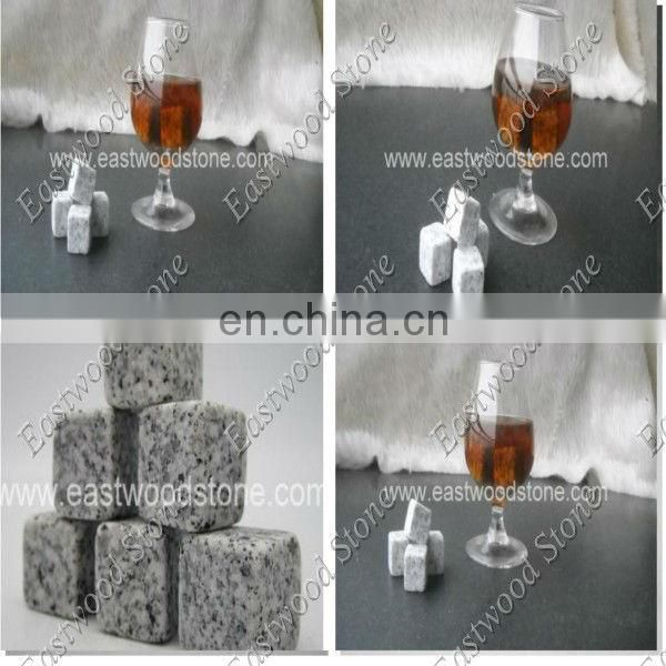 whisky stones for cool drinking