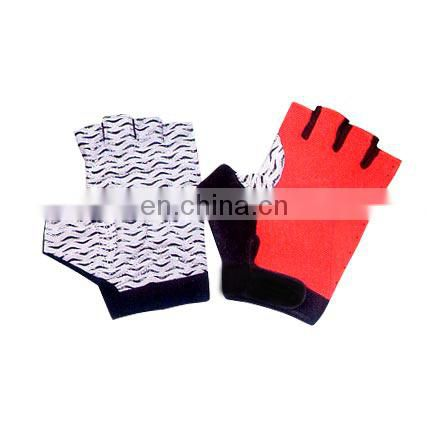 Bicycle Gloves Red,Black&White Pro New Design Fashion