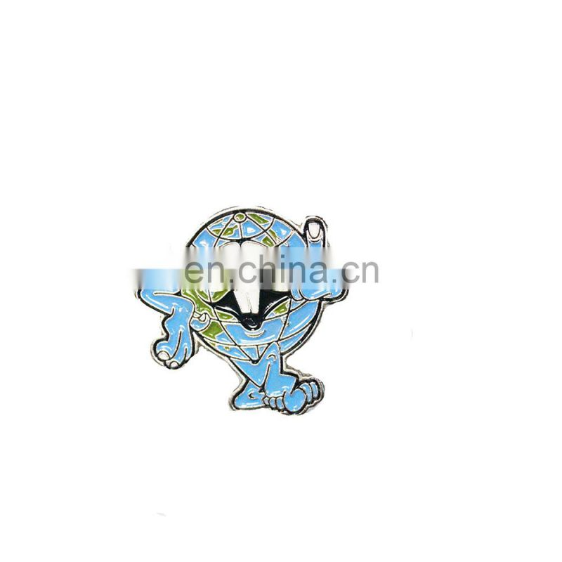 Wholesale metal badge lapel pin custom enamel pin