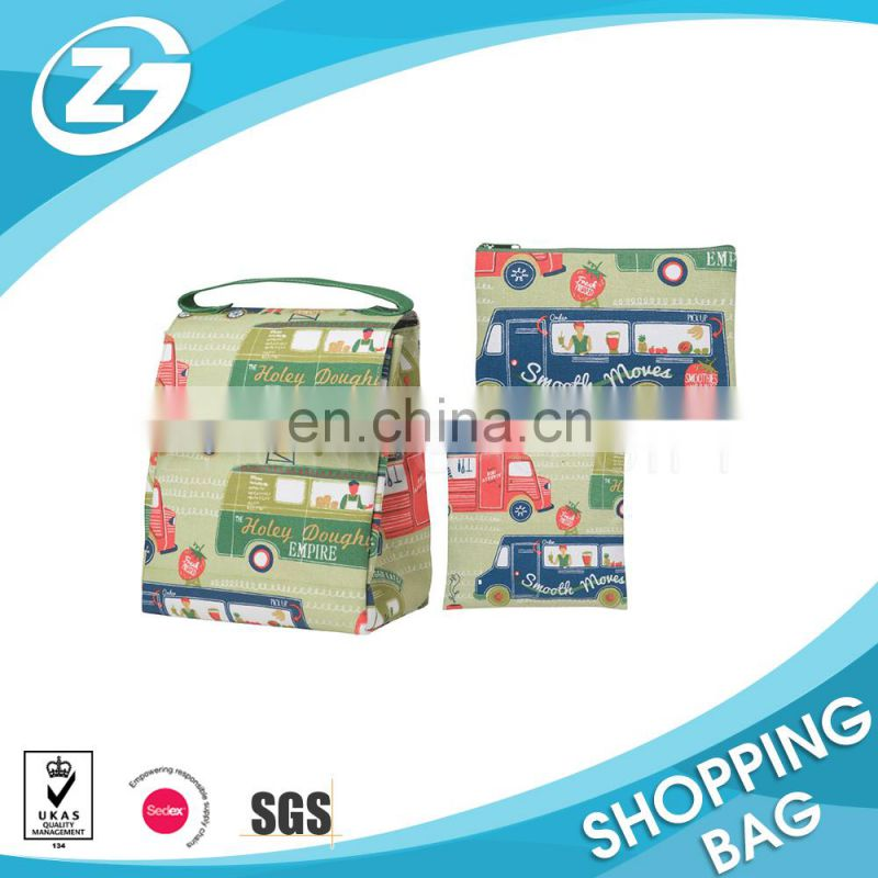China new product Large Organizing cooler bag for insulin