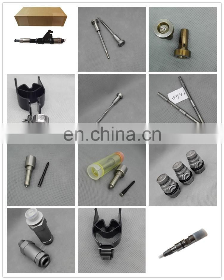 Injector common rail valve F00VC01383
