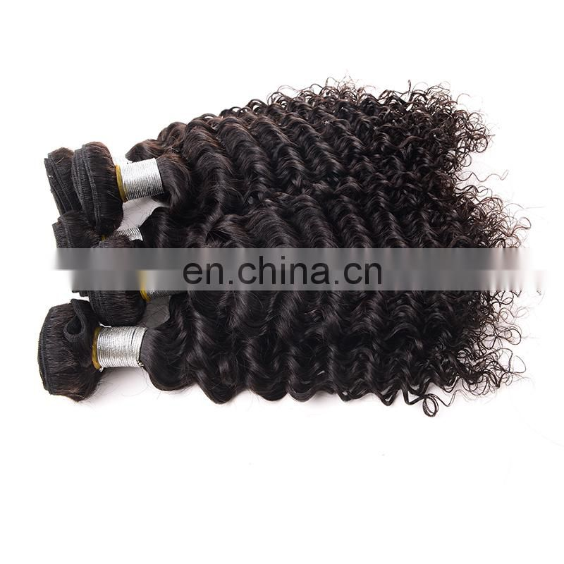wholesale brazilian hair deep wave vrigin hair hot selling human hair extention