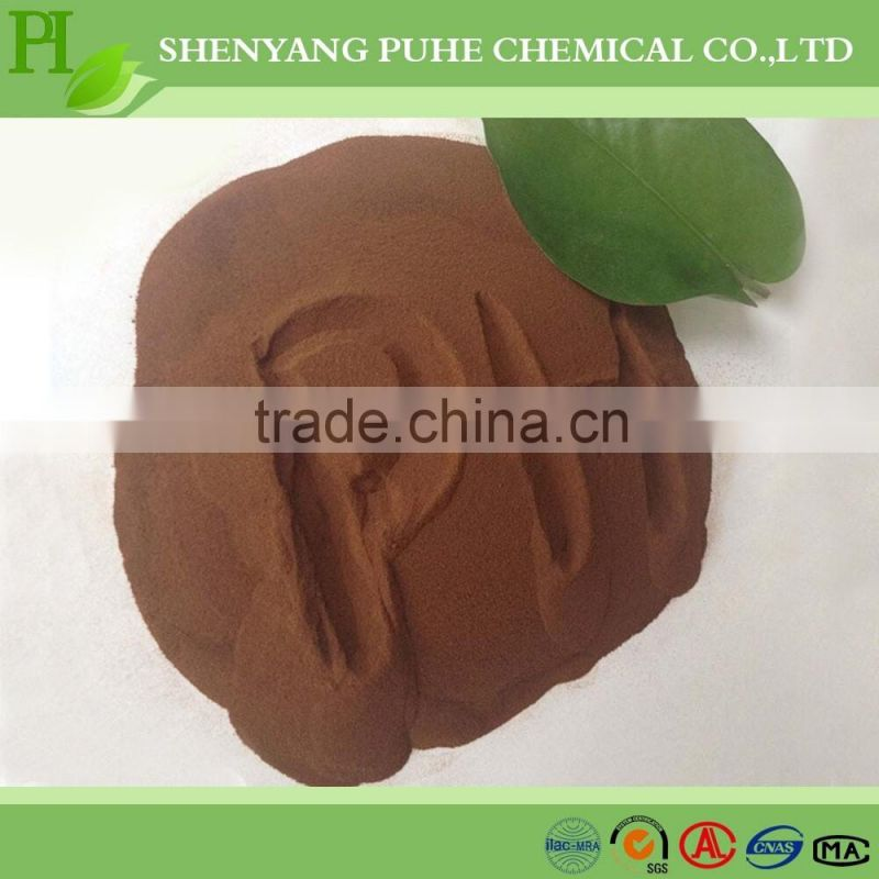 water treatment chemicals lignin sulfonate MN-1/MN-2