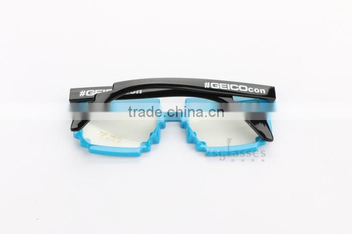 custom pixels sunglasses