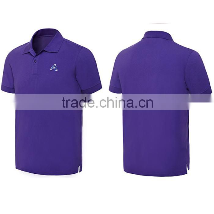 2015 New design casual T shirt,High quality cheap blank dri fit polo shirts wholesale