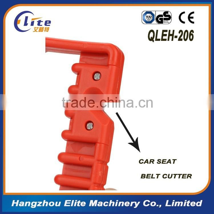 factory direct selling emergency car escape tool/vehicle emergency tool/bus emergency hammer