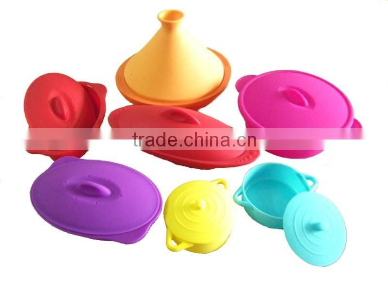 DGCCRF confirmed silicone chocolate cake pouch decorating tools