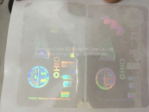 State Suppliers 134192295 From China Shipment Hologram simonuyl Sticker Id Of Free Ohio - Skype New Overlay