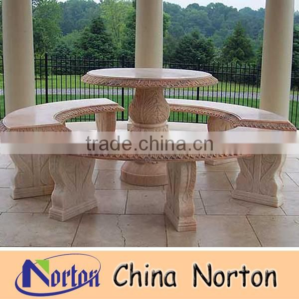 famous product high quality curved park bench for slae NTS-B181X