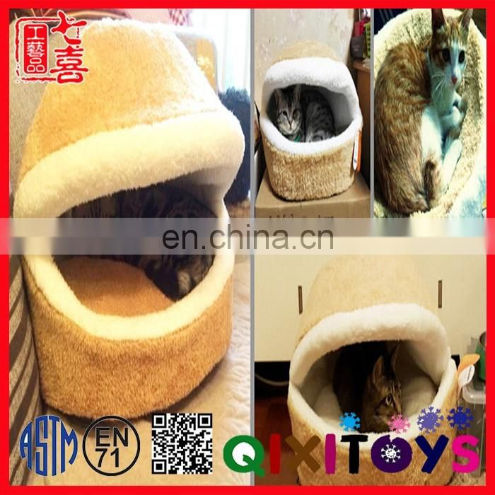 Wholesale soft warm comfotable dog sleeping bag cat bed