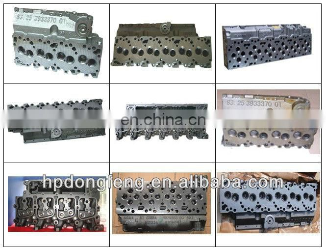 Diesel engine parts 4BT 3966448 cylinder head