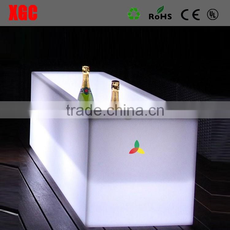 Modern Restaurant Equipment Wine Bottle Cooler Ice Bucket