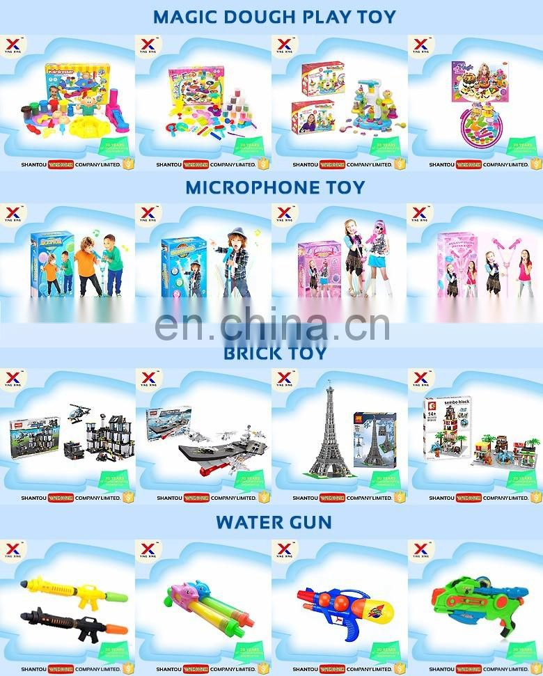 Hot sell kids toy villa with furniture doll plastic mini house toy