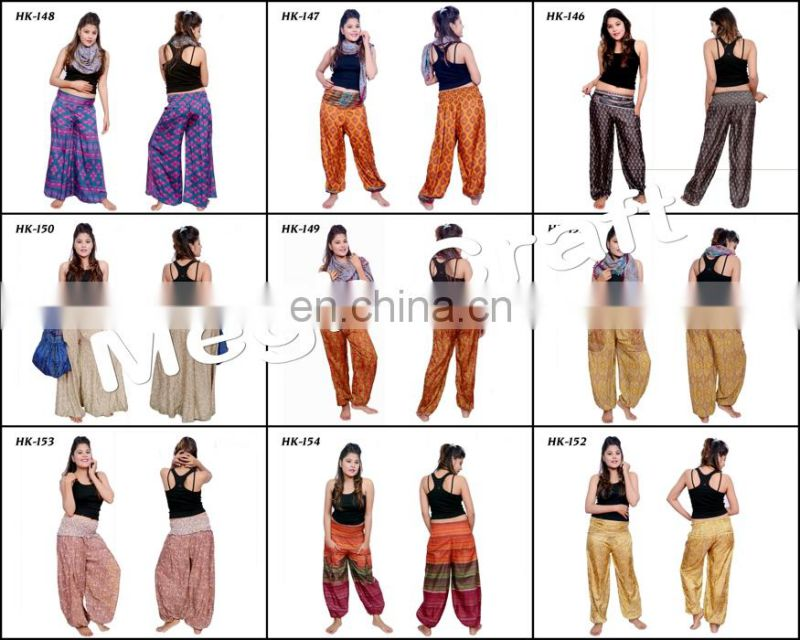 Flared Yoga Wide Leg Loose Trouser- Womens Wide Leg Casual Culottes Palazzo Pants- Baggy Loose Trousers High Waist skirts-