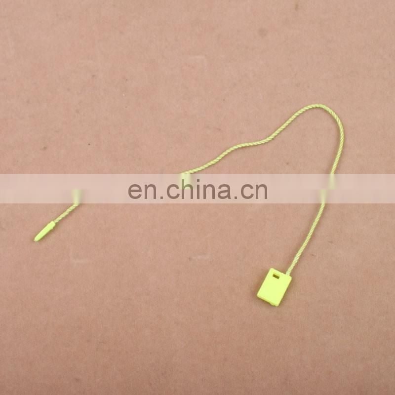 Clothing Plastic Seal Tags,Custom Garments Plastic Seal Tags