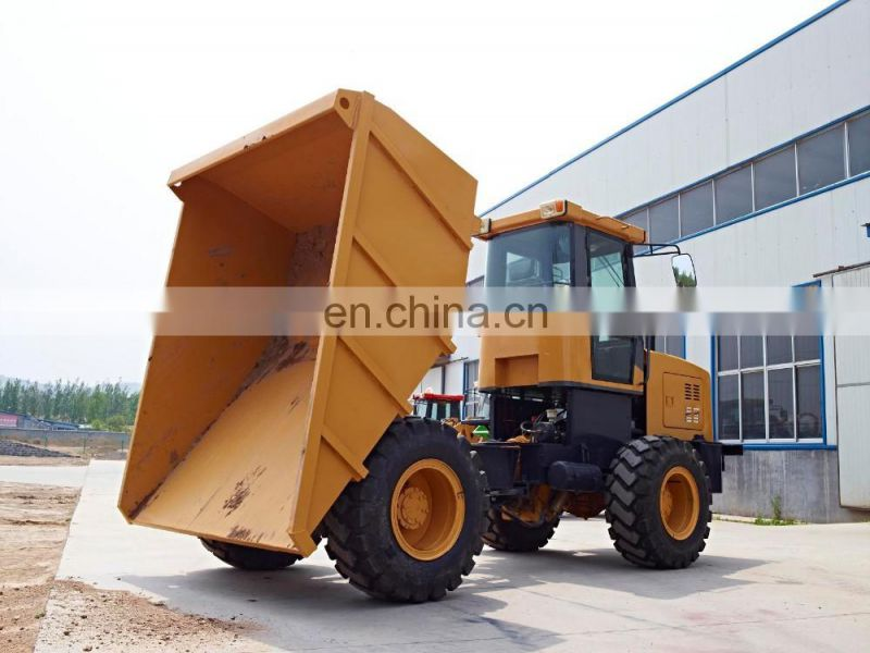 High quality 7ton 4xx4  sand tipper trucks Image