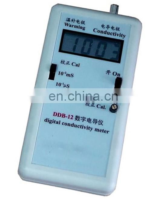 DDB-12 digital conductivity meter