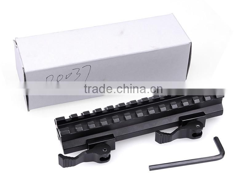 High Quality 20 MM Rail Mount For Outdoors Hunting
