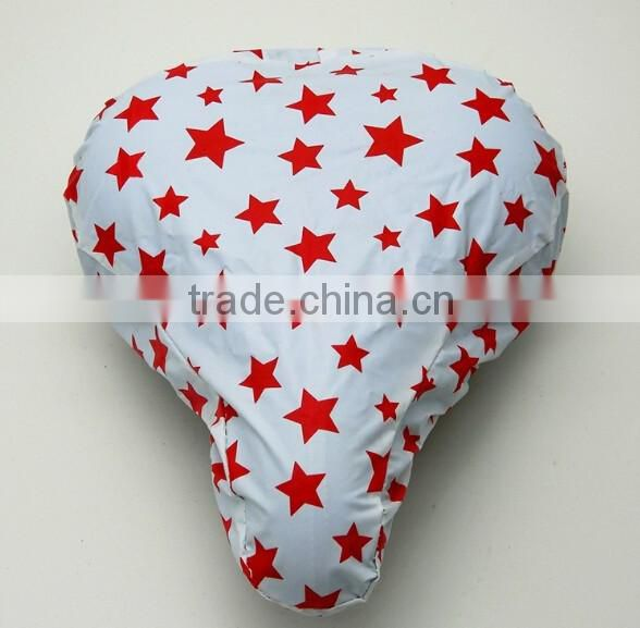Good design Dustproof bicycle saddle cover / waterproof bicycle cover / waterproof bicycle seat cover
