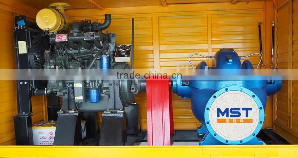 1000 gpm water pump with diesel engine