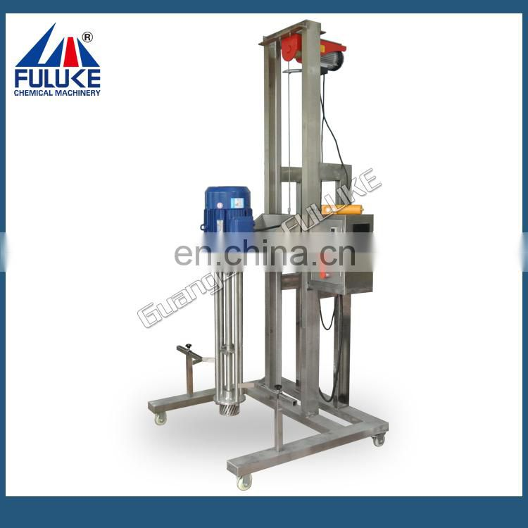 FLK roll cutting machine for viscosity liquid and powder solid product