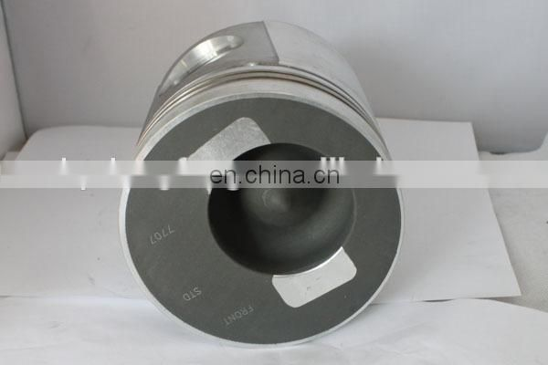 Dongfeng engine part 6CT piston 3917707 diesel engine piston