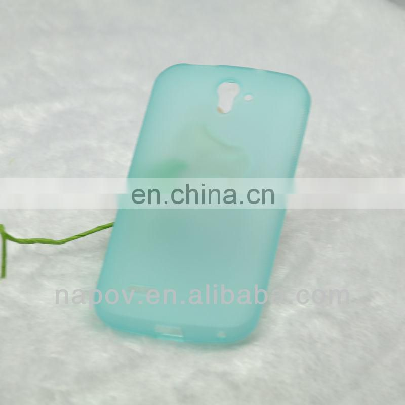 Napov-High Quality Pudding TPU Cell Phone for ZTE Blade Q Cases