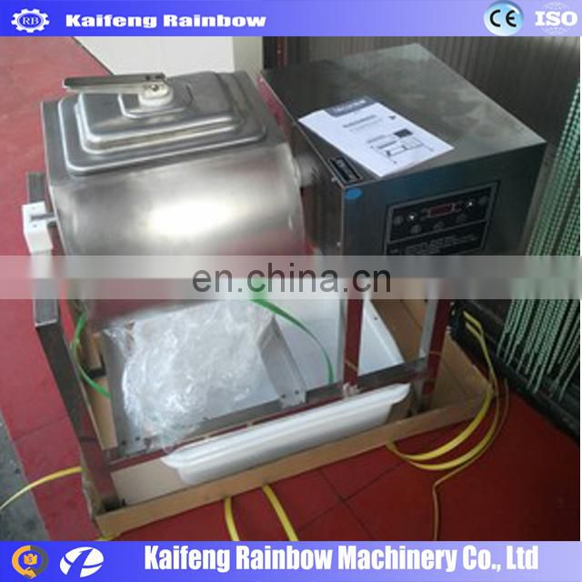 automatic meat vacuum tumbler chicken wings vacuum tumbler beef meat vacuum tumbling machine