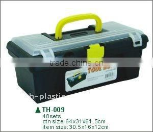 plastic handy tool and storage box