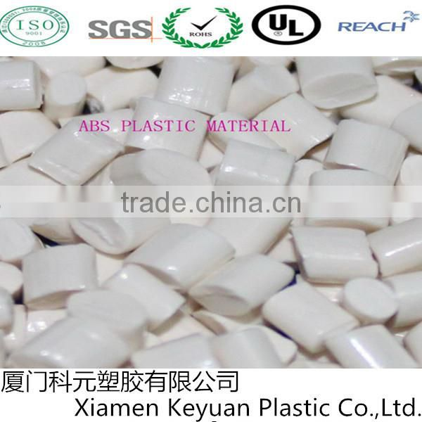 Acrylonitrile butadiene styrene plastic raw material/ ABS