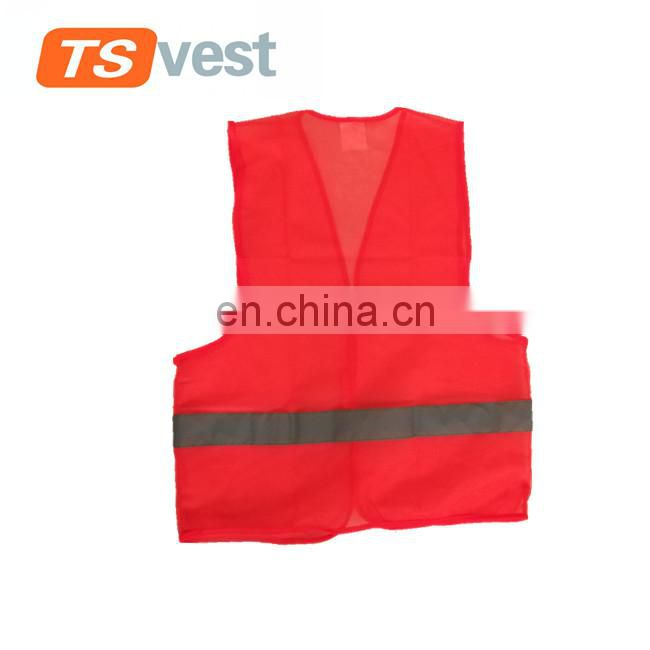 Reflective Vest Safety Clothes Work Wear