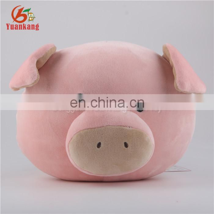 ICTI ODM 32cm pig toy stuffed animal plush toy