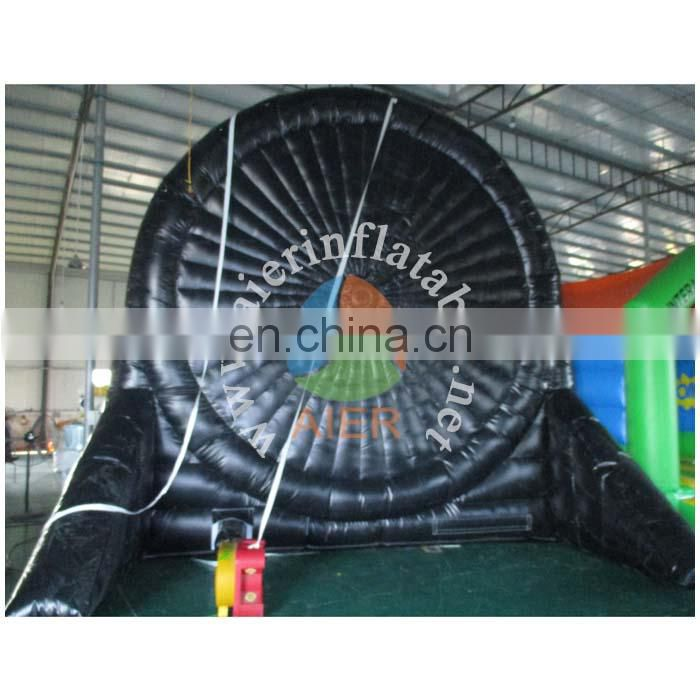 wholesale inflatable sport game soccer target inflatable sport games for child and adult