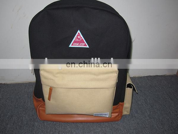 New Fashionable design waterproof canvas military rucksack
