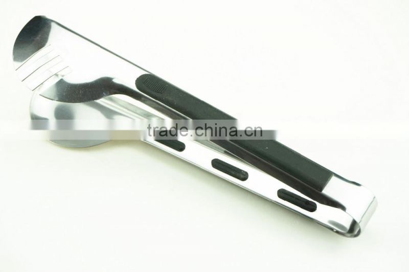 39011 Stainless Steel Kitchen Tongs Noodles tongs salad Tongs slotted Tongs