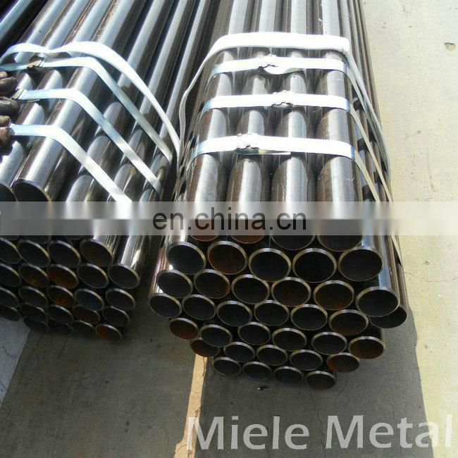 SCH 20/40 Q235 hot rolled carbon steel seamless pipe