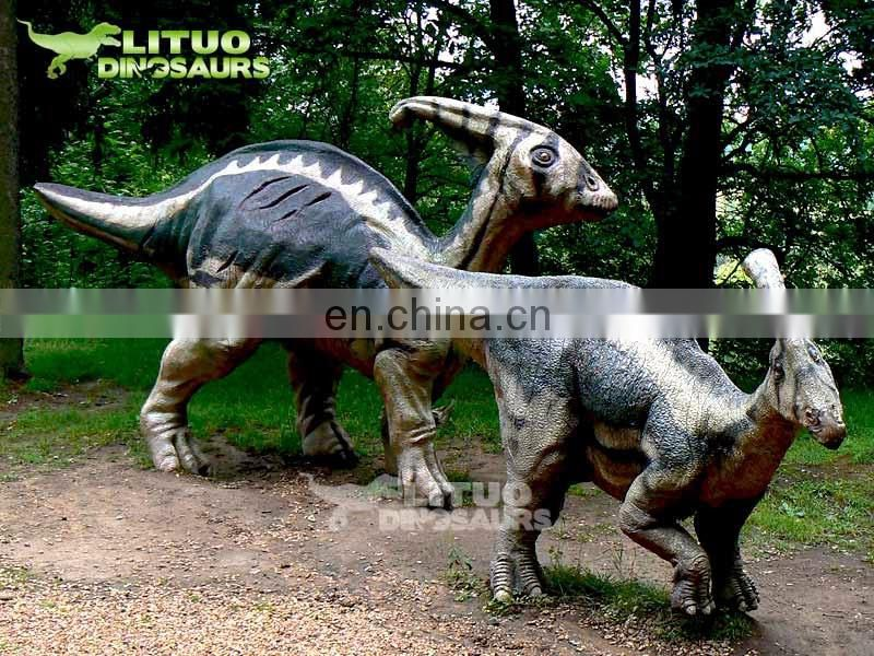 Hot sale Adventurous Dinosaur Park with Animatronic Robot Dinosaur China