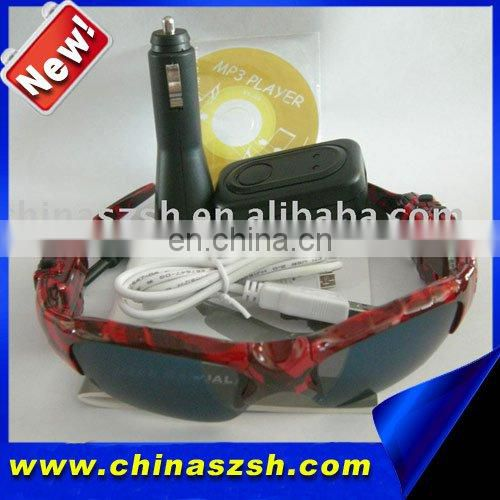 Fashion Bluetooth MP3 Sunglasses With Camera