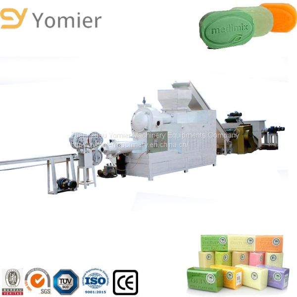 Engineers Service Provided  Industrial China Soap Bar Machines Plant Image