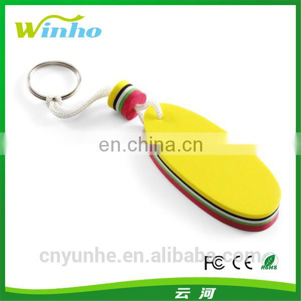 Eva Foam Floating Key Rings For Boats