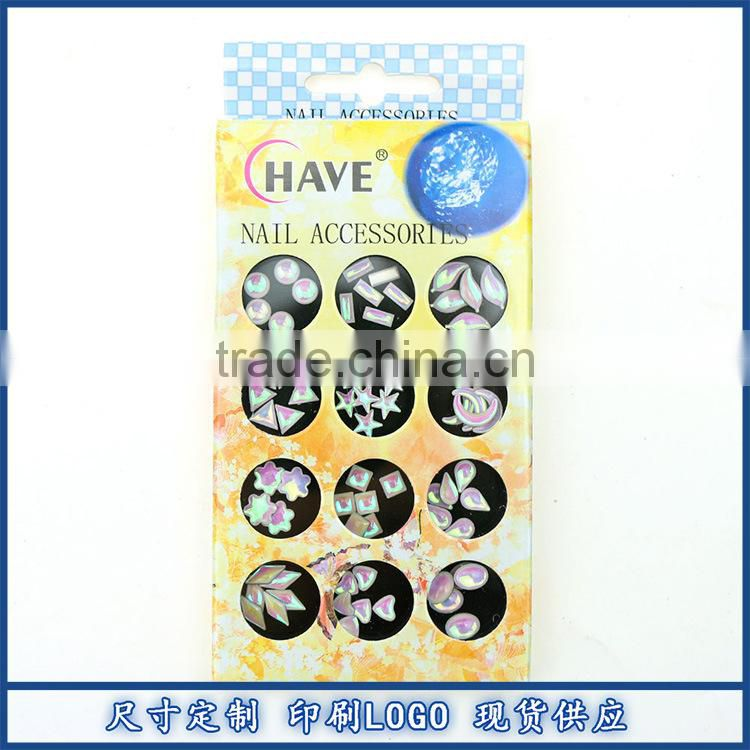 3 d lace nail stick Nail decals Coloured drawing or pattern of stickers