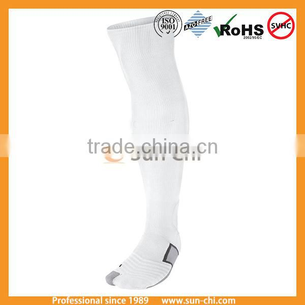 mens new breathable fabric cotton soccer socks for men yn-901 hot sale factory price selling