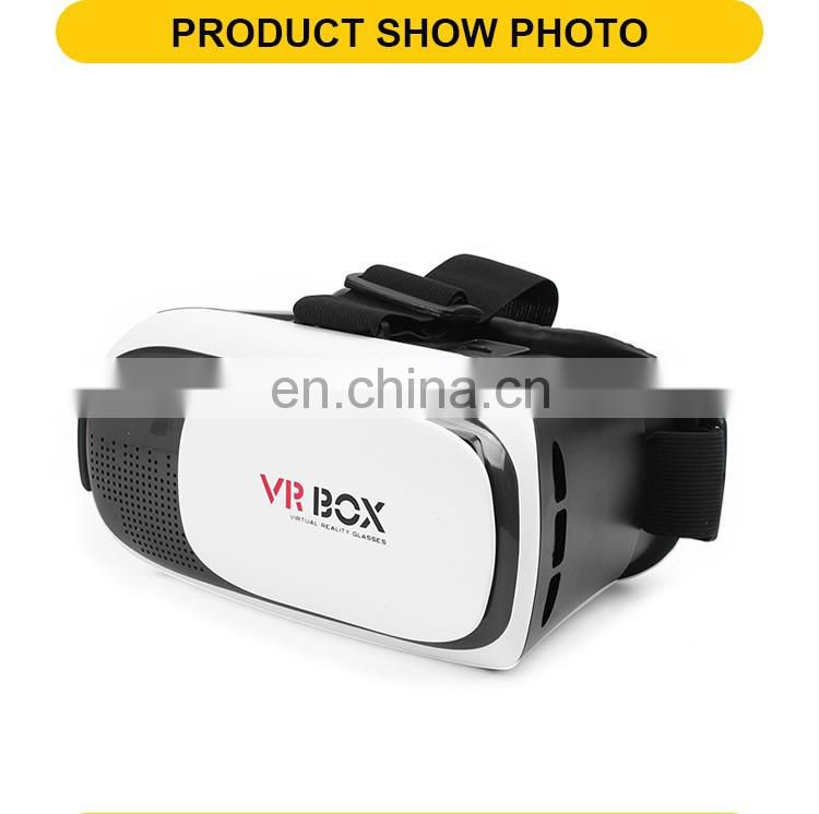 Best selling VR BOX Virtual Reality Headset 3D VR Glasses
