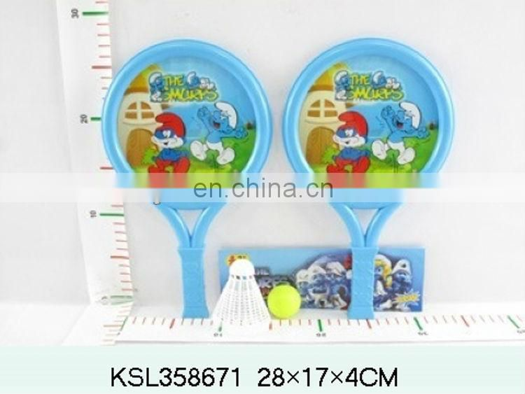 racket set plastic toy tennis racquet