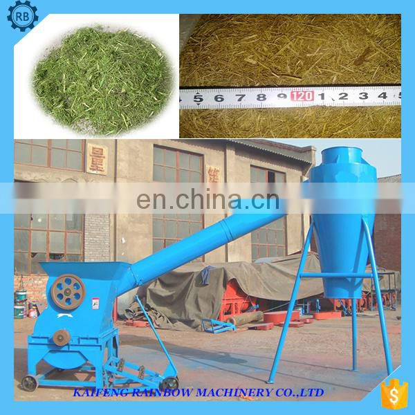 Best Selling Rice Straw Grinding Machine Biomass Wood Crusher With CE